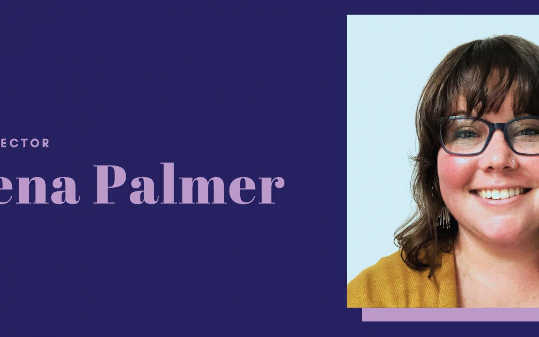 Welcome Development Director Marlena Palmer