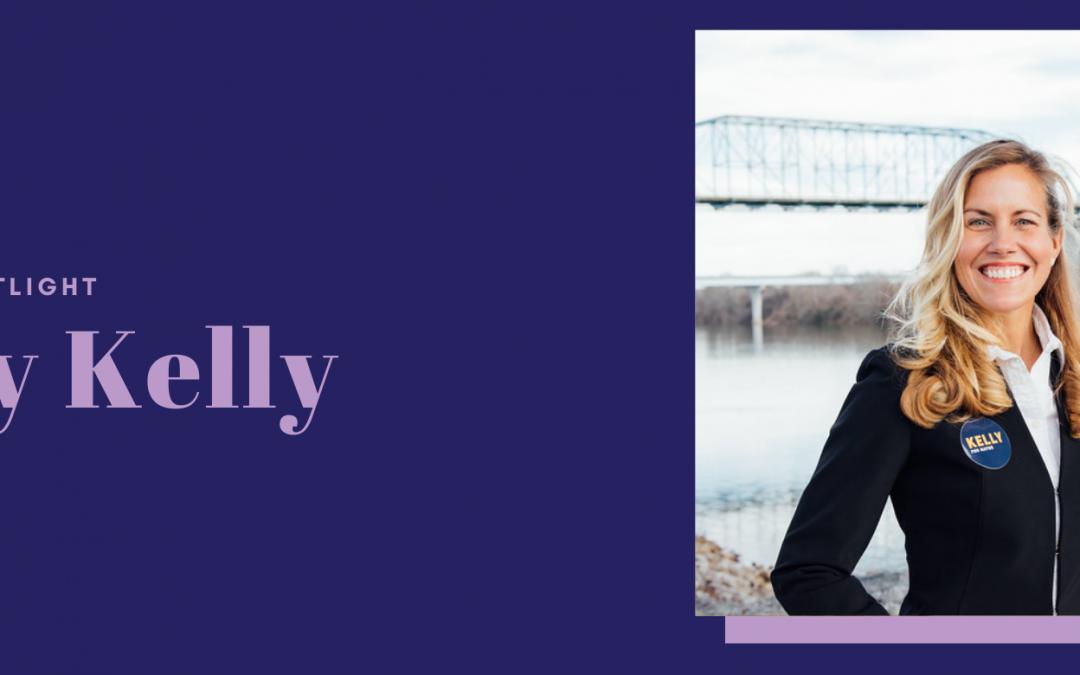 Membership Spotlight – Ginny Kelly