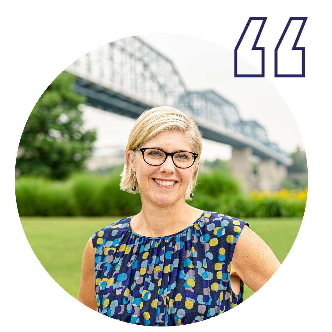 membership spotlight: Danette Scudder